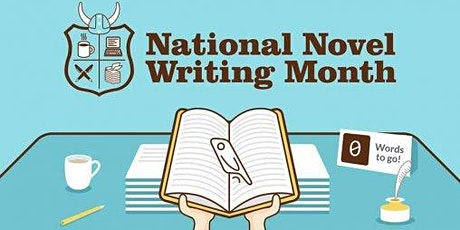 NINoWriMo Casual Coffee Morning! Come Chat About Your Novelling!  tickets