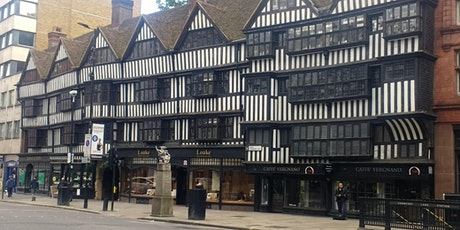 Legal and Illegal London - a virtual guided walk tickets