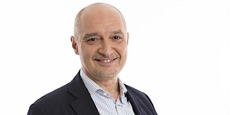 Augusto Abbarchi-Trilogia della leadership: il cambiamento - terzo incontro biglietti