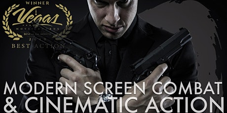 Modern Screen Combat - On Location Shoot Day tickets