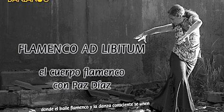 Reserva Flamenco ad libitum entradas