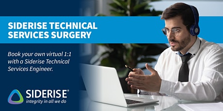 Siderise Technical Services Surgery tickets