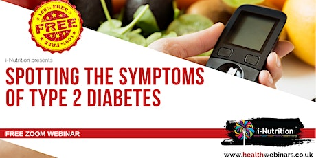 Spotting The Symptoms of Undiagnosed Type 2 Diabetes tickets