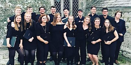 Lunchtime Recital Series - Bristol University Madrigal Ensemble tickets