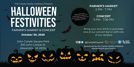 Carlyle Vitality Initiative's Halloween Festivities! tickets