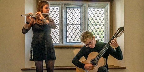 Lunchtime Recital Series - Orbis Duo (flute and guitar) tickets