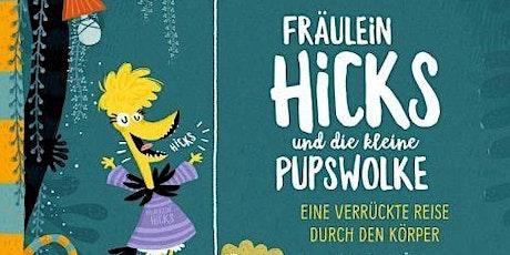 """""""Fräulein Hicks und die kleine Pupswolke"""" - Bilderbuchkino Tickets"""