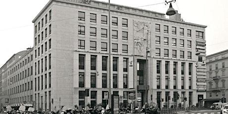 Costellazioni di modernità nel cuore di Milano - 6 novembre mattina biglietti