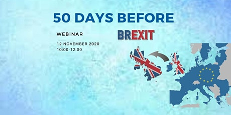 50 days before Brexit tickets