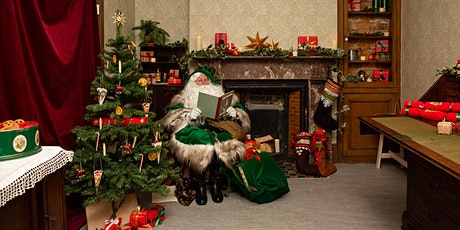 Father Christmas at Gunnersbury - SOLD OUT tickets