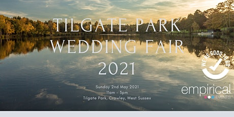 The Empirical Events Wedding fair at Tilgate Park tickets