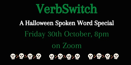 VerbSwitch: A Halloween Spoken Word Special tickets