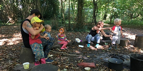 Talking Trees Woodland Playgroup - Lewes tickets