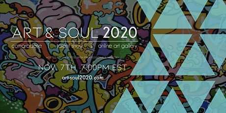 Camaraderie: Art & Soul 2020 tickets