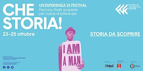 Festival Che Storia!  - Alla scoperta delle fonti biglietti