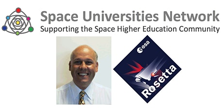 SUN Space Industry Webinar: Nigel Wright and The Rosetta Mission tickets