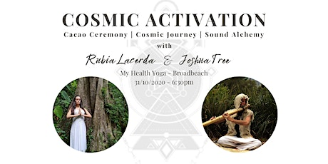 Cosmic Activation tickets