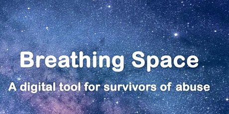 Breathing Space - Consultation Event tickets