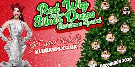 DATE TBC - KLUB KIDS Newcastle: Divina de Campo (18+) tickets