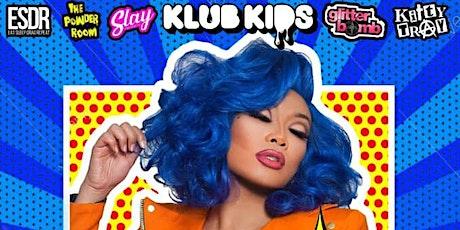 Klub Kids Leeds Presents JUJUBEE (ages 18+) tickets