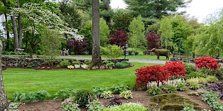 Spring Garden Tour, Saturday, April 10th at 10am tickets