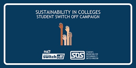 Oxford E&E Officer - Student Switch Off Campaign tickets
