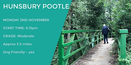 HUNSBURY POOTLE | 3.5 MILES | MODERATE | NORTHANTS tickets