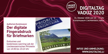 Learning Lab: Blockchain und Briefmarken Tickets