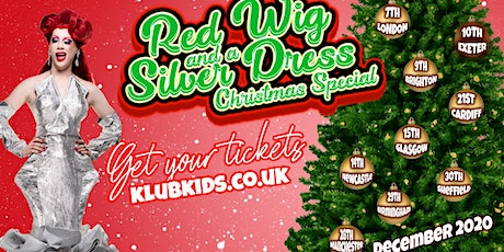 DATE TBC - KLUB KIDS Glasgow: Divina de Campo  (14+) -Old Edinburgh show tickets