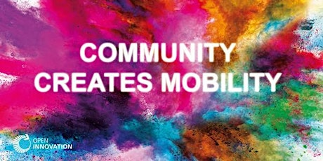 Community creates Mobility - INCUBATION DAY Tickets