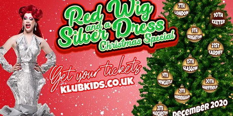 DATE TBC - KLUB KIDS Cardiff: Divina de Campo - (14+) tickets