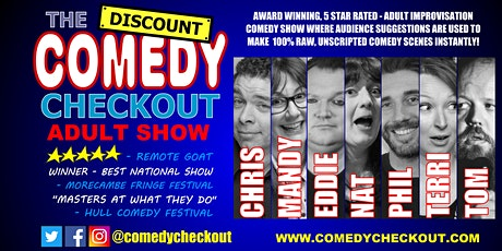Comedy Night at Seven Arts Leeds - Wednesday 4th Nov tickets