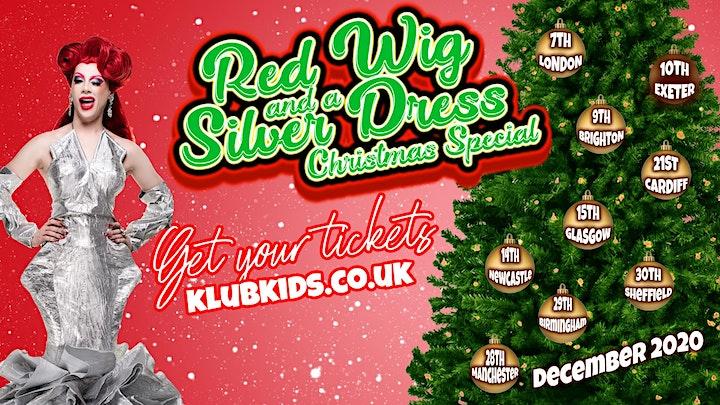 DATE TBC - KLUB KIDS  Sheffield: Divina de Campo (14+) image