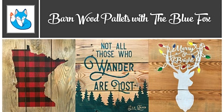Pallet Painting | Island City Brewing tickets