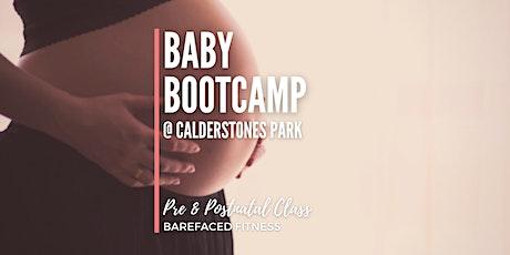 Women's Only Bootcamp - Pre & Postnatal Fitness Class tickets