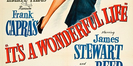 Christmas dinner + It's a wonderful life tickets