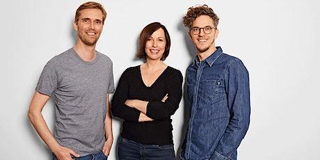 Anzeigenmarkt neu gedacht: Anja Visscher & Philipp Wolde von pryntad Tickets