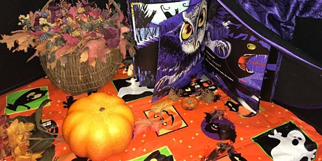 Spooky Storytime, Saturday, October 24 tickets