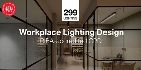 Workplace Lighting Design - An Introduction RIBA  CPD tickets