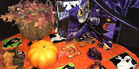 Spooky Storytime, Sunday, October 25 tickets