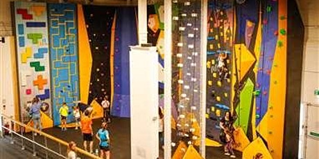 Family Event - The Climbing Experience tickets