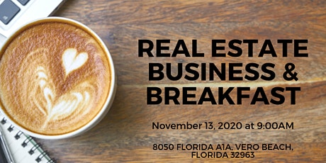 November Real Estate Business and Breakfast Seminar tickets
