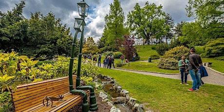 Giardini storici a Torino biglietti