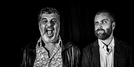 Eduardo Neves e Fernando Leitzke: União da musicalidade brasileira e latina ingressos