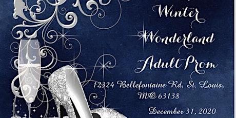 Winter Wonderland  Adult Prom tickets