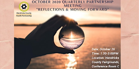 Quarterly Partnership Meeting- Reflections and Moving Forward tickets