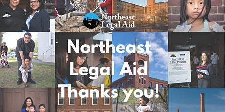 Northeast Legal Aid's 2020 Volunteer Appreciation Event! tickets