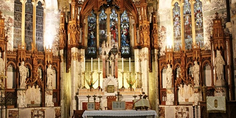 The Latin Mass in Aberdeen - High Mass (Sun) tickets