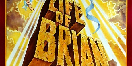 Christmas dinner + Life of Brian tickets