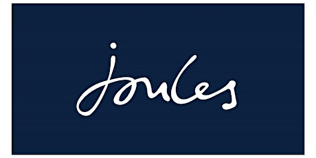 Joules Personal Shopping Session - Bury St Edmonds tickets